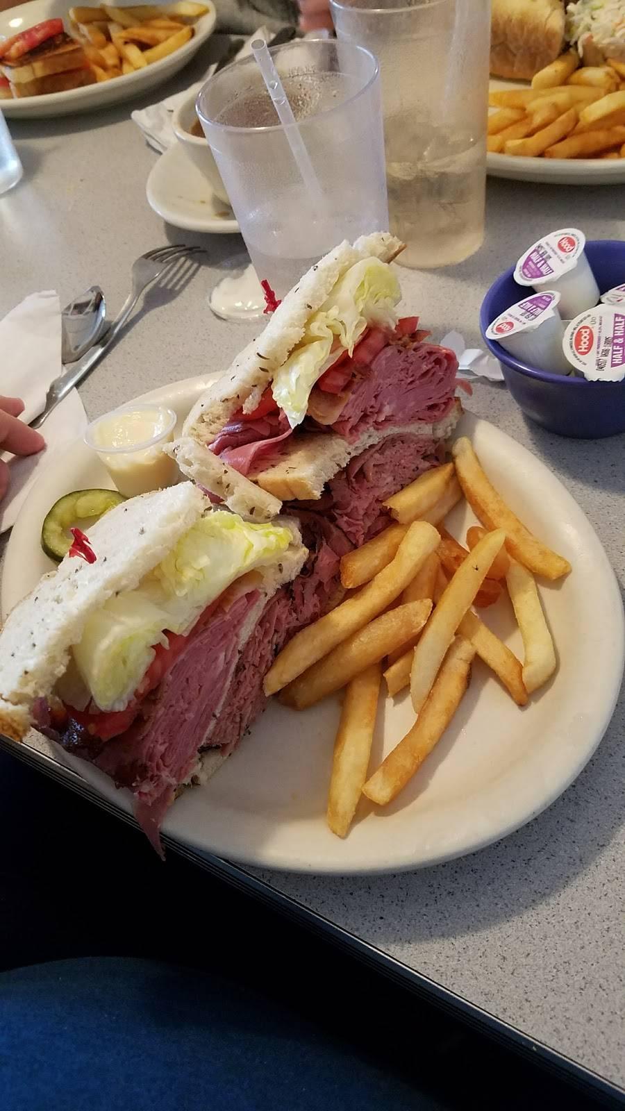 Americana 50s Diner | restaurant | 1730 US-19, Holiday, FL 34691, USA | 7279427880 OR +1 727-942-7880