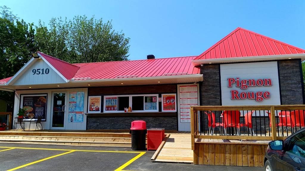 Pignon Rouge | restaurant | 9510 Chemin Sainte-Marguerite, Trois-Rivières, QC G9B 6K5, Canada | 8193770200 OR +1 819-377-0200