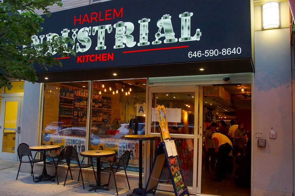 Harlem Industrial Kitchen | restaurant | 123 E 110th St, New York, NY 10029, USA | 6465908640 OR +1 646-590-8640