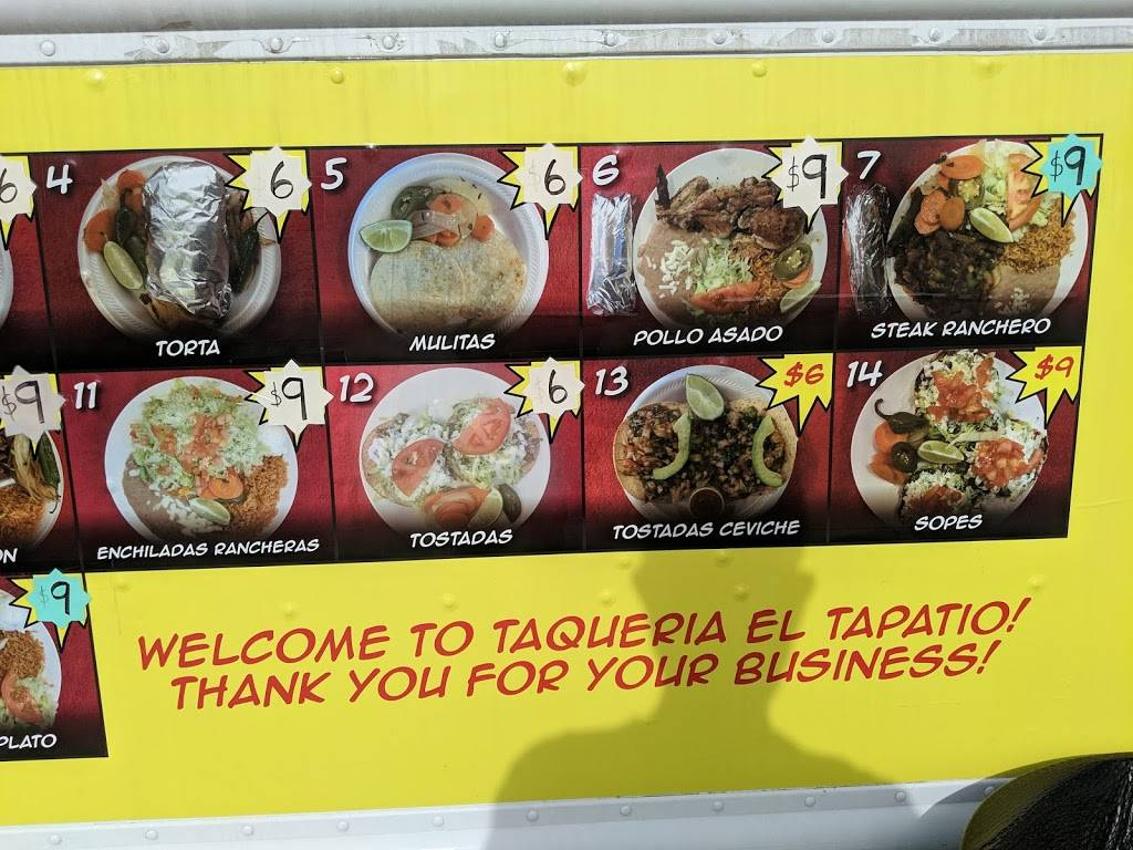 Taqueria El tapatio | restaurant | 4742 W Congress St, Lafayette, LA 70506, USA | 3377875765 OR +1 337-787-5765