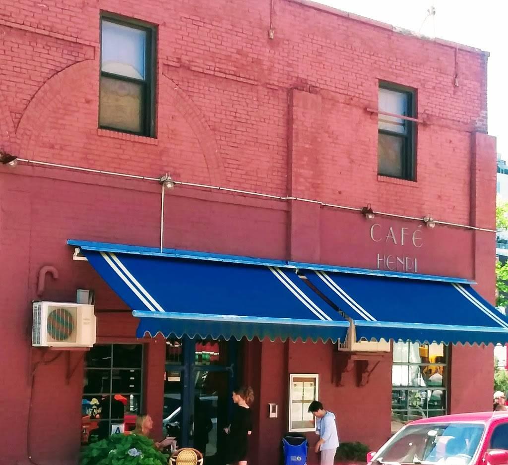 Café Henri | restaurant | 1010 50th Ave, Long Island City, NY 11101, USA | 7187295794 OR +1 718-729-5794