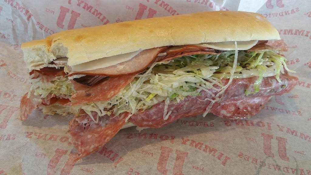 Jimmy Johns | meal delivery | 6191 Old Dobbin Ln, Columbia, MD 21045, USA | 4108720010 OR +1 410-872-0010