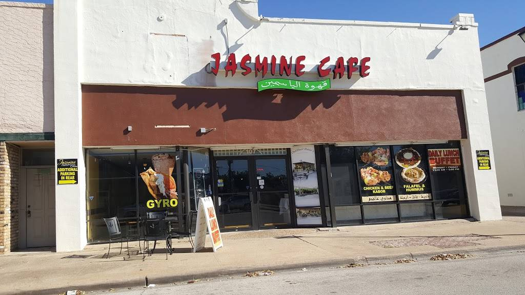 Jasmine Cafe & Hookah Lounge | night club | 107 E Main St, Richardson, TX 75081, USA | 9724374522 OR +1 972-437-4522