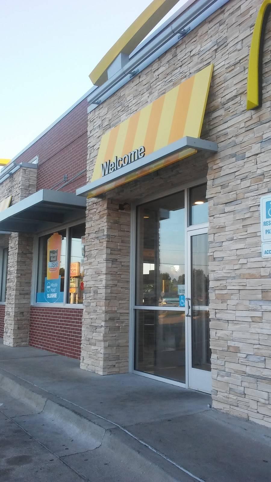 McDonalds   cafe   424 E Hwy, Holdenville, OK 74848, USA   4053793966 OR +1 405-379-3966