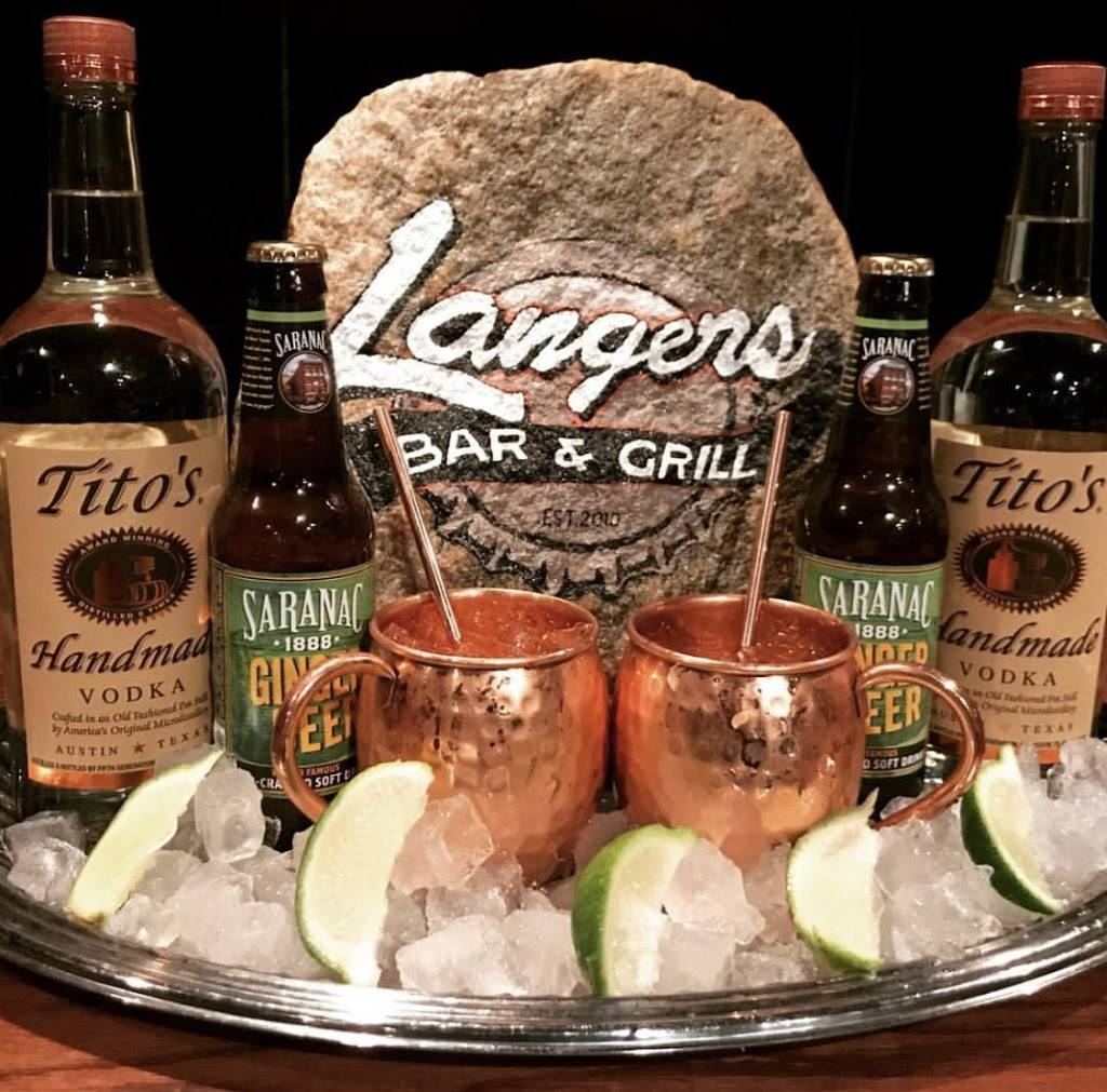 Langers Bar & Grill | restaurant | 207 8th St, Sheldon, IA 51201, USA | 7123244410 OR +1 712-324-4410
