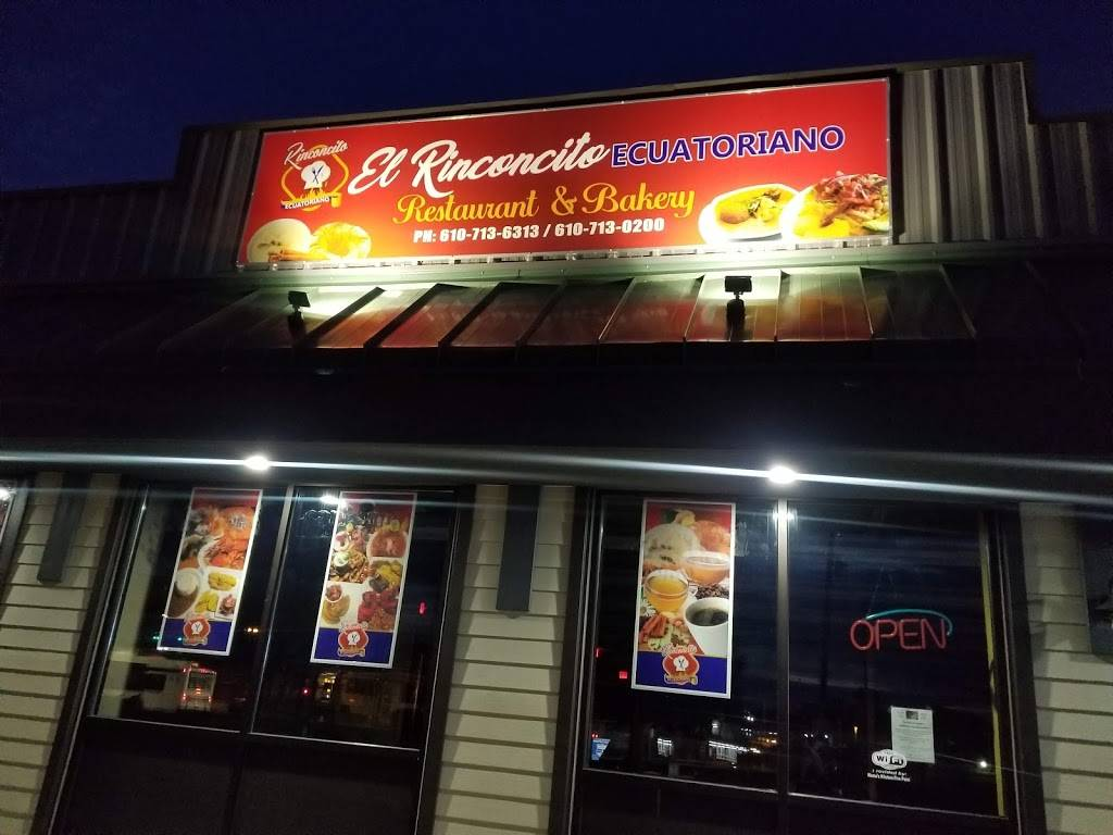 El Rinconcito Ecuatoriano | restaurant | Unit B & C, 7001 West Chester Pike, Upper Darby, PA 19082, USA | 6107136313 OR +1 610-713-6313