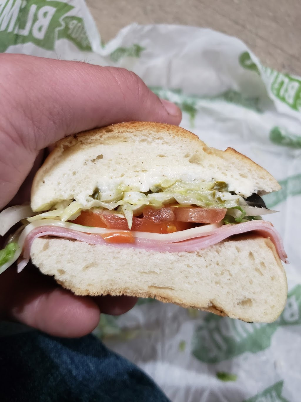 Blimpie Americas Sub Shop | meal delivery | 24 Willoughby St, Brooklyn, NY 11201, USA | 7182540703 OR +1 718-254-0703