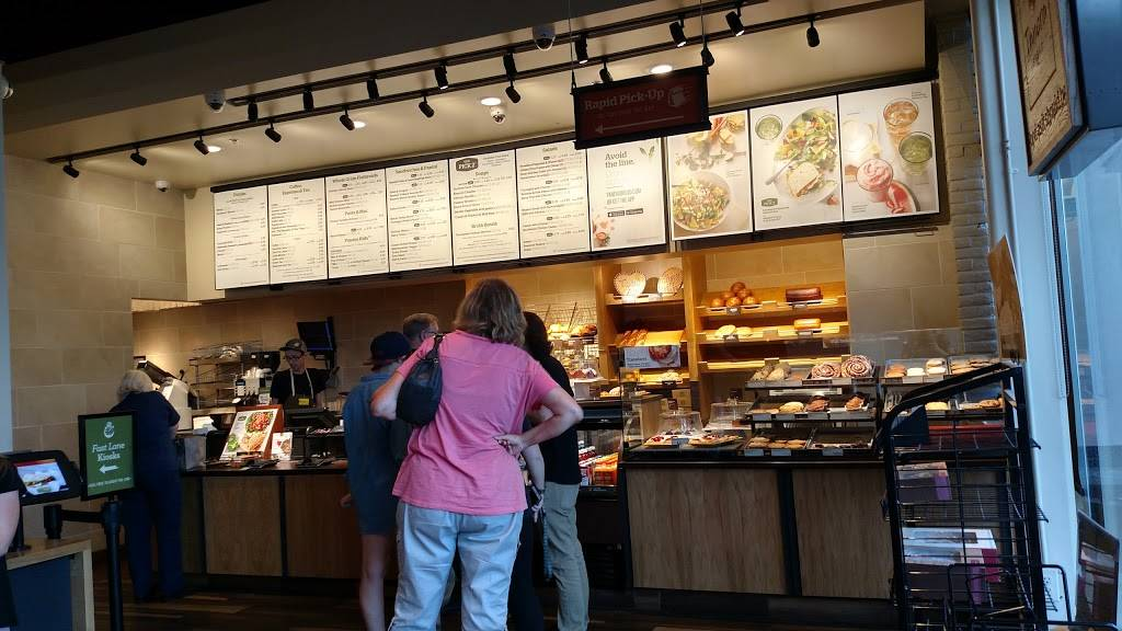 Panera Bread | cafe | 3426 E Baseline Rd, Mesa, AZ 85204, USA | 4806339696 OR +1 480-633-9696