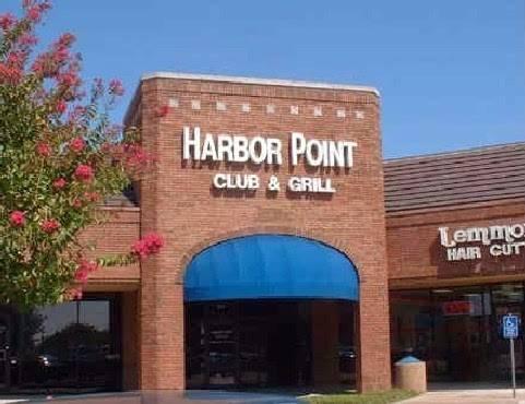 Harbor Point Club & Grill | night club | 2121 Buckingham Rd, Richardson, TX 75081, USA | 9722319365 OR +1 972-231-9365