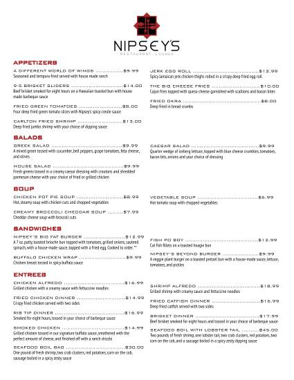 Nipseys Restaurant & Lounge | restaurant | 9156 S Stony Island Ave, Chicago, IL 60617, USA | 7738013775 OR +1 773-801-3775