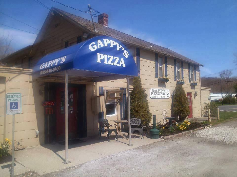 Gappys Pizza | meal takeaway | 1323 NY-52, Carmel Hamlet, NY 10512, USA | 8458780800 OR +1 845-878-0800