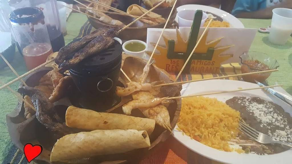 Los Amigos Restaurant   meal takeaway   395 Central Ave, Jersey City, NJ 07307, USA   2014200009 OR +1 201-420-0009