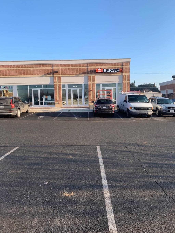 Burgerim Gourmet Burgers   restaurant   44054 Pipeline Plaza #140, Ashburn, VA 20147, USA