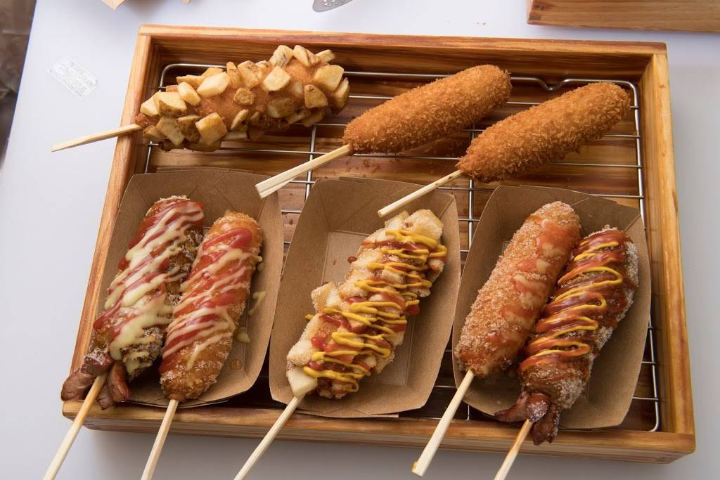 Myungrang Hot Dog | restaurant | 450 S Western Ave Ste #313, Los Angeles, CA 90020, USA | 2133757518 OR +1 213-375-7518