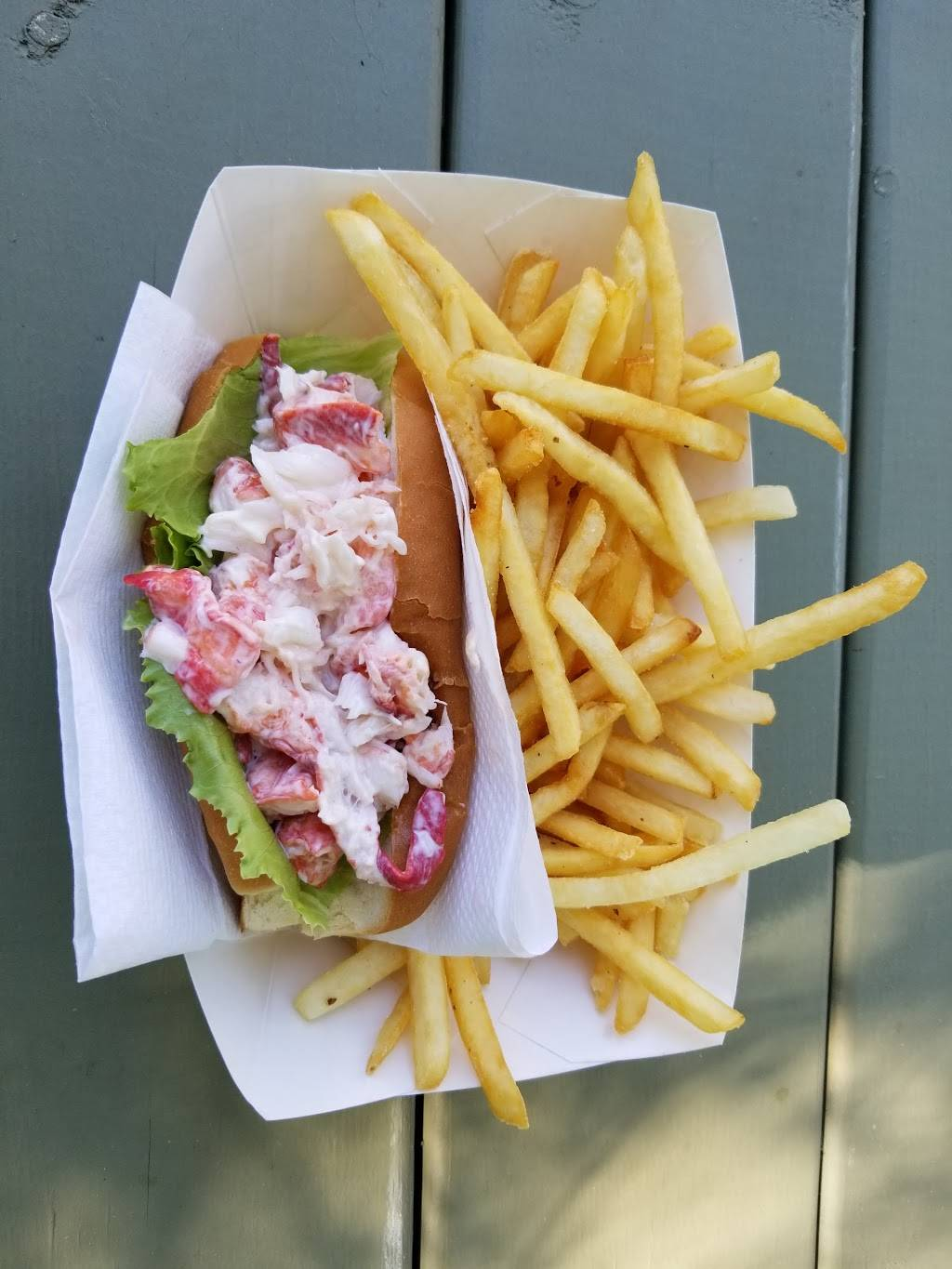 The Lunch Box   restaurant   113 Alfred Rd, Kennebunk, ME 04043, USA   2076042577 OR +1 207-604-2577
