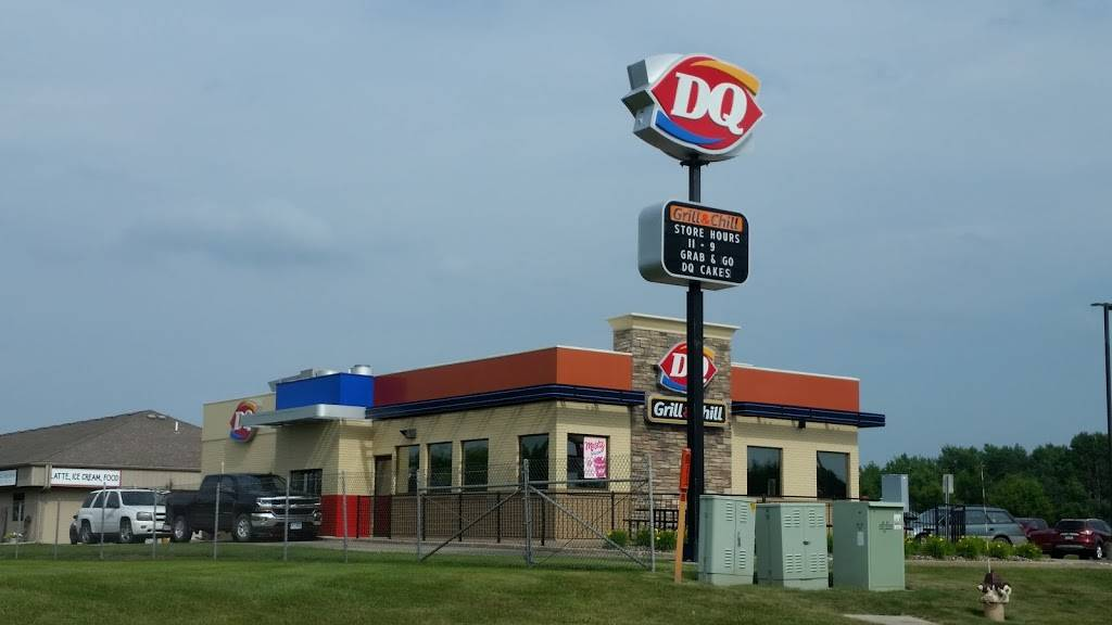Dairy Queen Grill & Chill | restaurant | 415 10th Ave SE, Milaca, MN 56353, USA | 3209833451 OR +1 320-983-3451