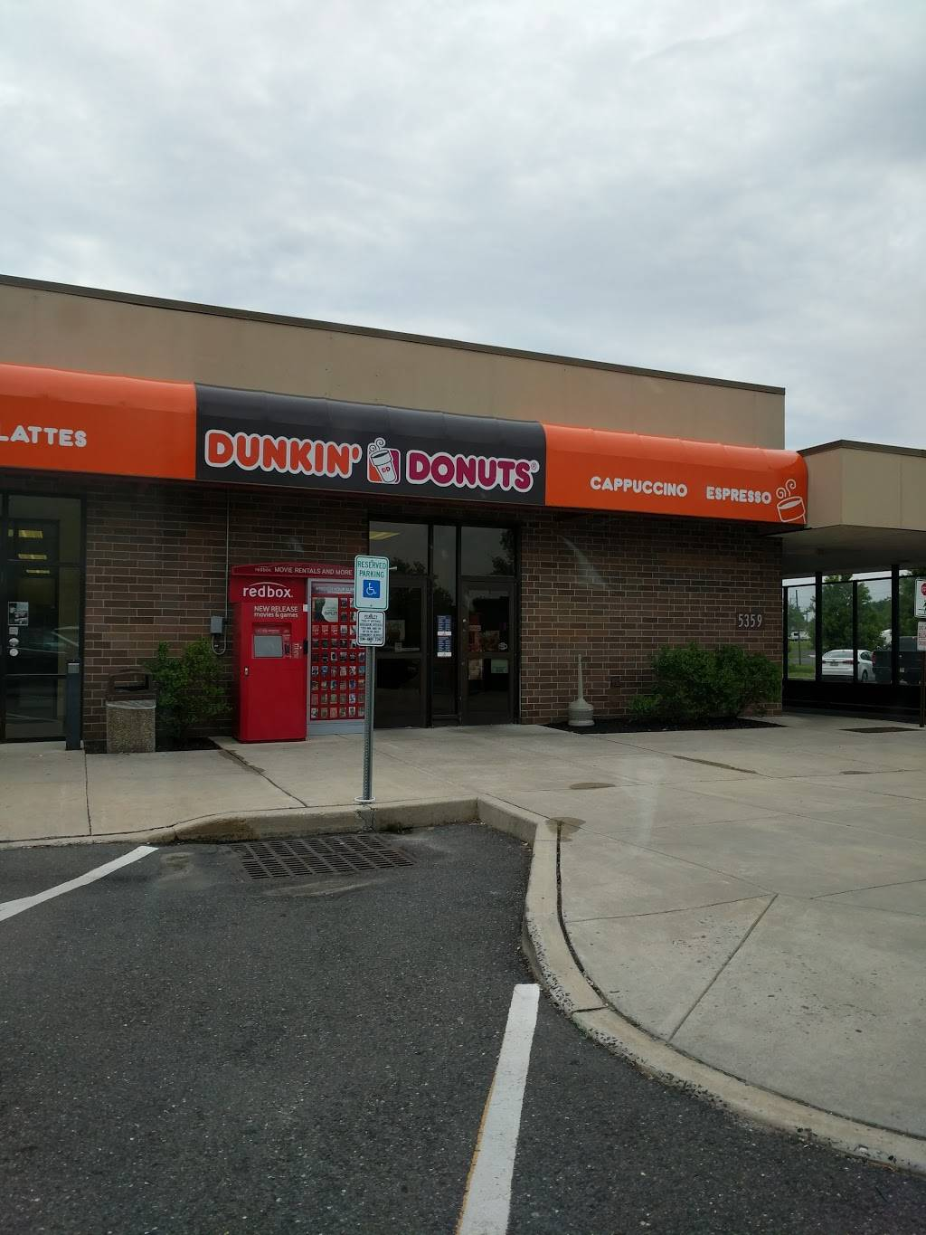 Dunkin Donuts | cafe | 5359 Broidy Rd, Fort Dix, NJ 08640, USA | 6097233450 OR +1 609-723-3450