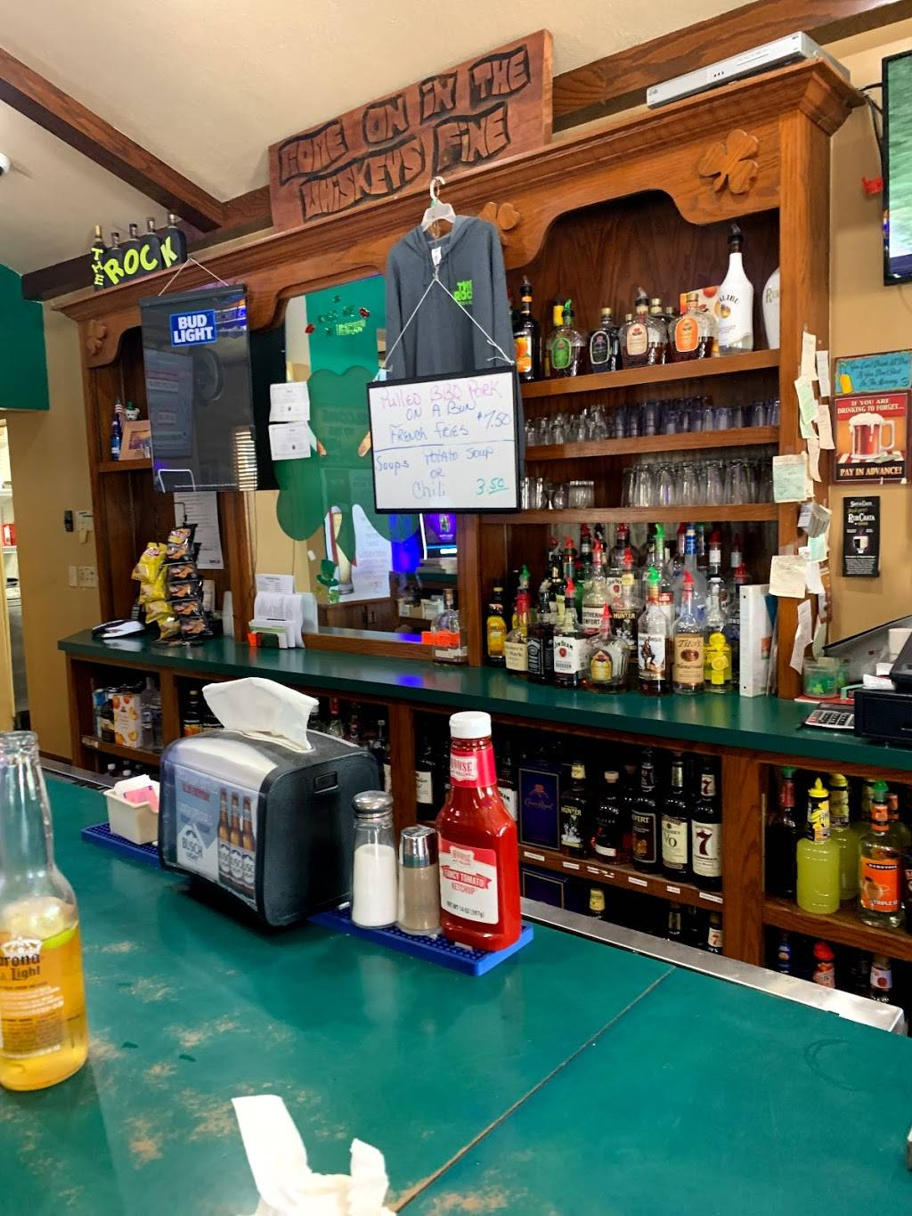 The Rock Bar and Grill   restaurant   4997 IN-56, Jasper, IN 47546, USA   8124827557 OR +1 812-482-7557