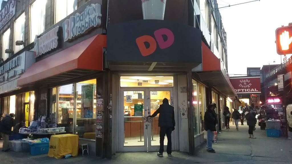Dunkin Donuts   cafe   1040 Westchester Ave, Bronx, NY 10459, USA   7183281482 OR +1 718-328-1482