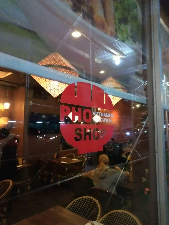 Pho Shop   restaurant   1716 1st Avenue, New York, NY 10128, USA   2123699888 OR +1 212-369-9888