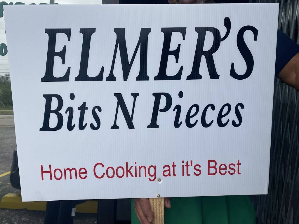 Elmer's Bits & Pieces | restaurant | 5810 Cullen Blvd, Houston, TX 77021, USA | 7136969912 OR +1 713-696-9912