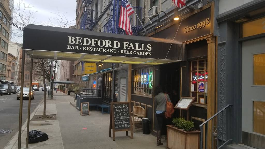 Bedford Falls | restaurant | 206 E 67th St, New York, NY 10065, USA | 2127178181 OR +1 212-717-8181