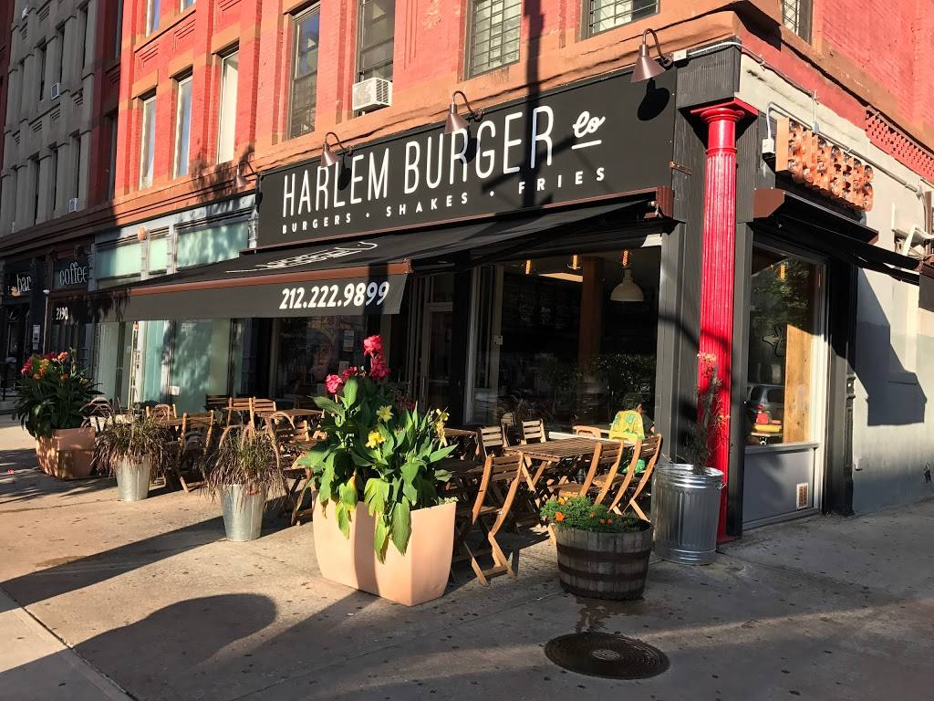 Harlem Burger Co. | restaurant | 2190 Frederick Douglass Blvd, New York, NY 10026, USA | 2122229899 OR +1 212-222-9899