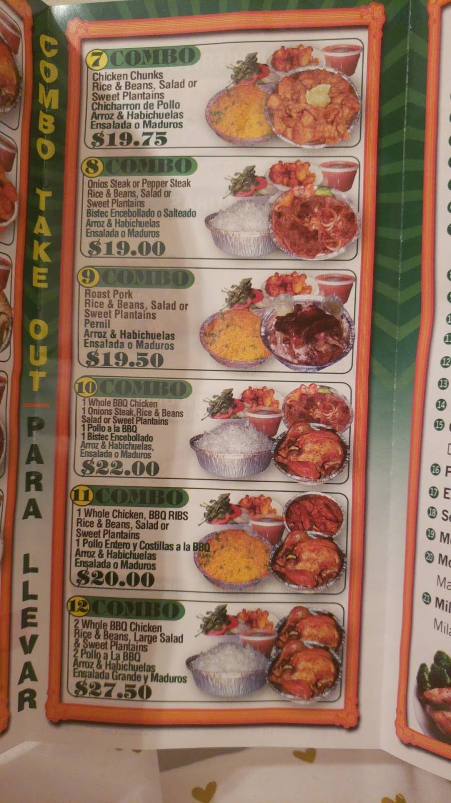 La Isla Cuchifrito   restaurant   1524 Westchester Ave, Bronx, NY 10472, USA   7188937591 OR +1 718-893-7591