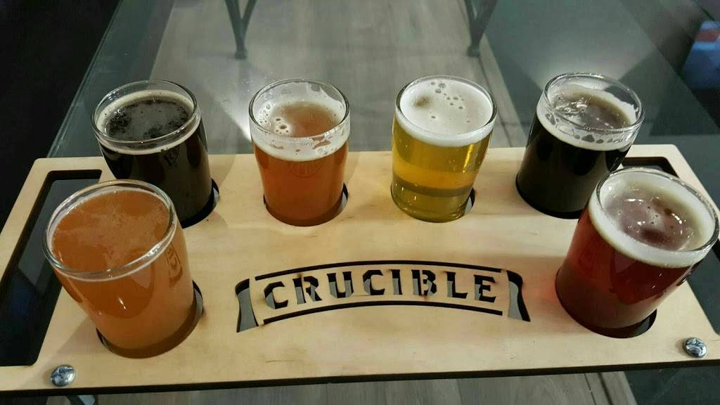 Crucible Brewing - Woodinville Forge | restaurant | 12826 NE 178th St ste c, Woodinville, WA 98072, USA | 4254839855 OR +1 425-483-9855