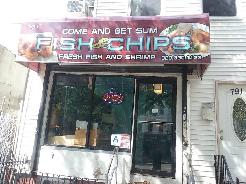 Come and Get It Fish & Chips | restaurant | 791 E 163rd St, Bronx, NY 10456, USA | 9293301123 OR +1 929-330-1123