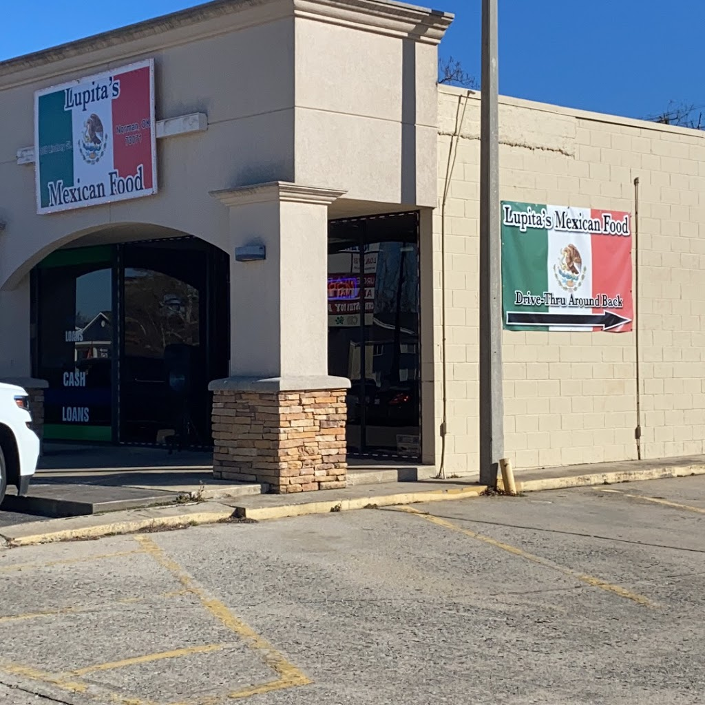 Lupitas Mexican Food | restaurant | 2102 W Lindsey St, Norman, OK 73069, USA | 4057645267 OR +1 405-764-5267
