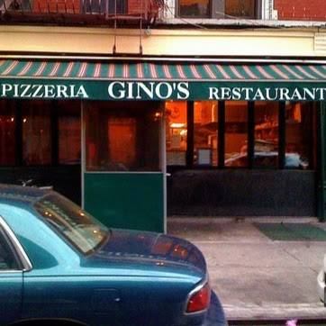 Ginos Pizza | restaurant | 345 E 83rd St, New York, NY 10028, USA | 2127175336 OR +1 212-717-5336