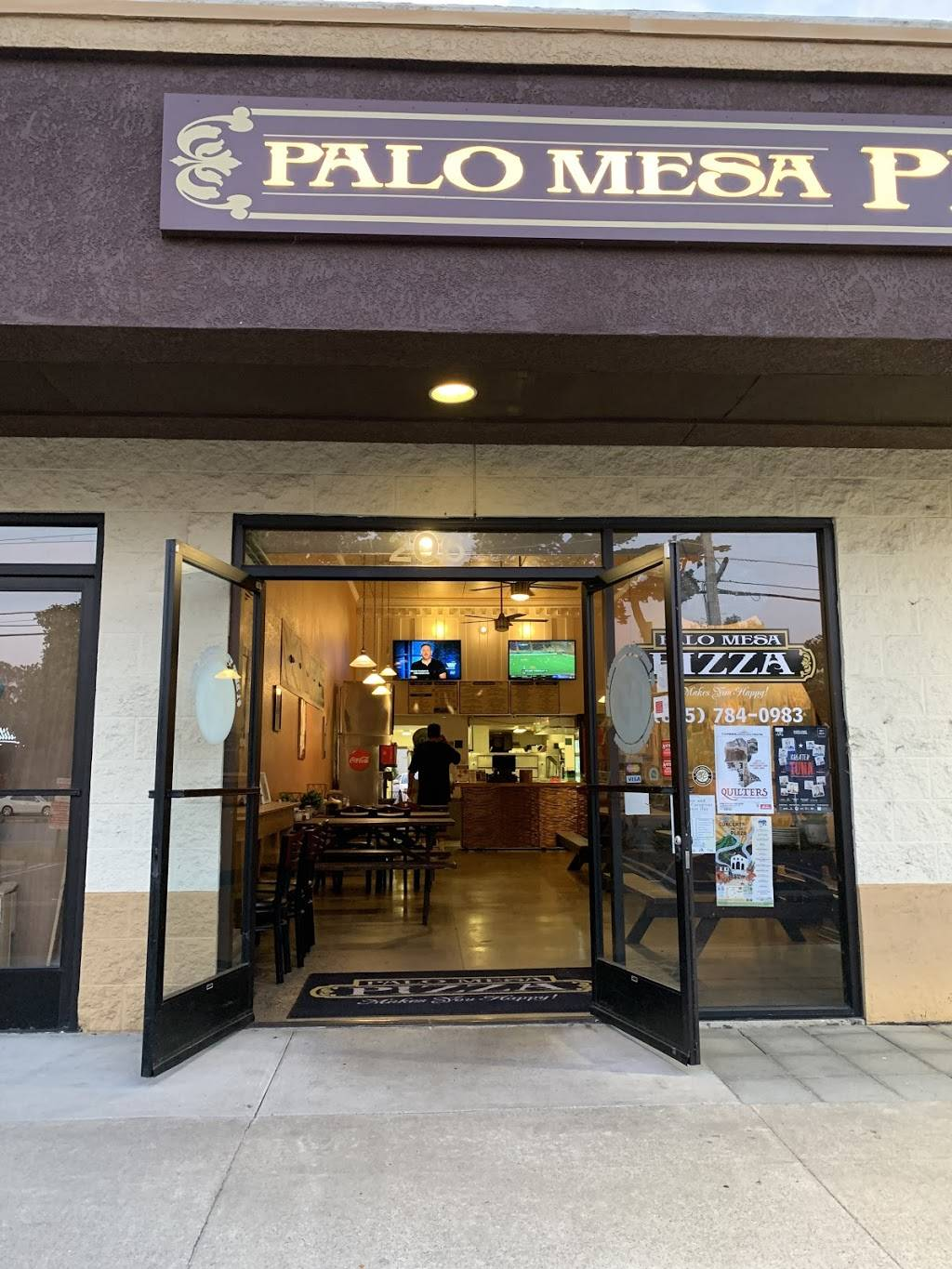 Palo Mesa Pizza III | meal delivery | 3536 S Higuera St #206, San Luis Obispo, CA 93401, USA | 8057840983 OR +1 805-784-0983