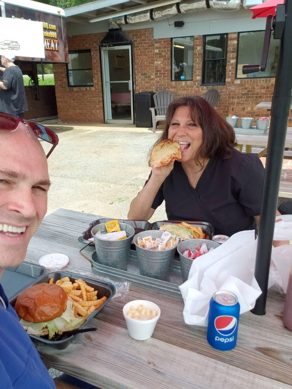Carolina Smoke Legendary Barbecue | restaurant | 2348-2370, NC-181, Morganton, NC 28655, USA