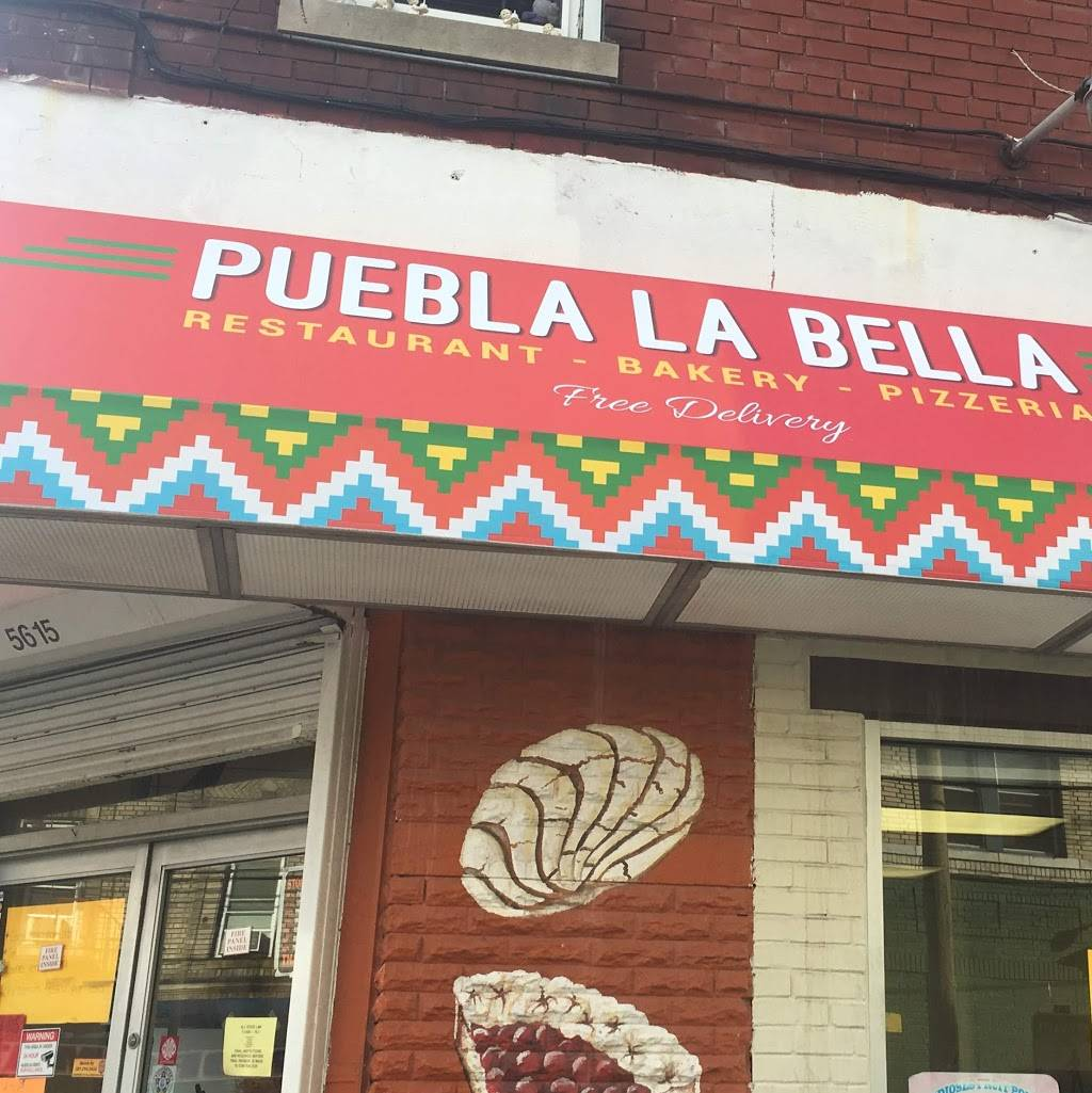 Puebla la Bella | restaurant | 5615 Hudson Ave, West New York, NJ 07093, USA | 2017661014 OR +1 201-766-1014