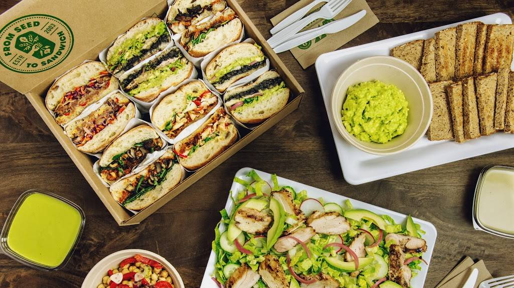 Wichcraft - Tribeca | meal delivery | 397 Greenwich St, New York, NY 10013, USA | 2127800577 OR +1 212-780-0577
