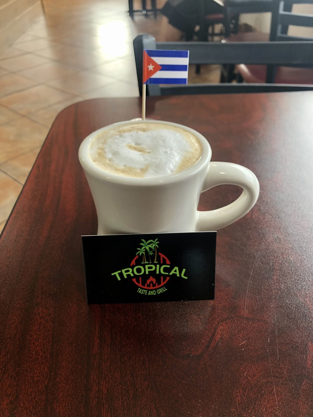 Tropical Taste and Grill | restaurant | 1716 Airport-Pulling Rd, Naples, FL 34104, USA | 2393849157 OR +1 239-384-9157