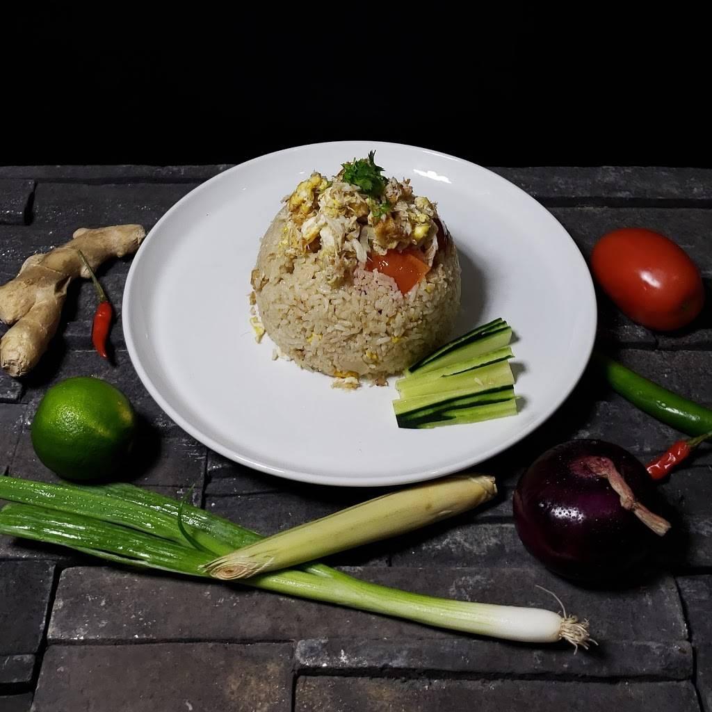 Boran Thai Kitchen Restaurant 7815 Blue Diamond Rd Ste 105 Las Vegas Nv 89178 Usa
