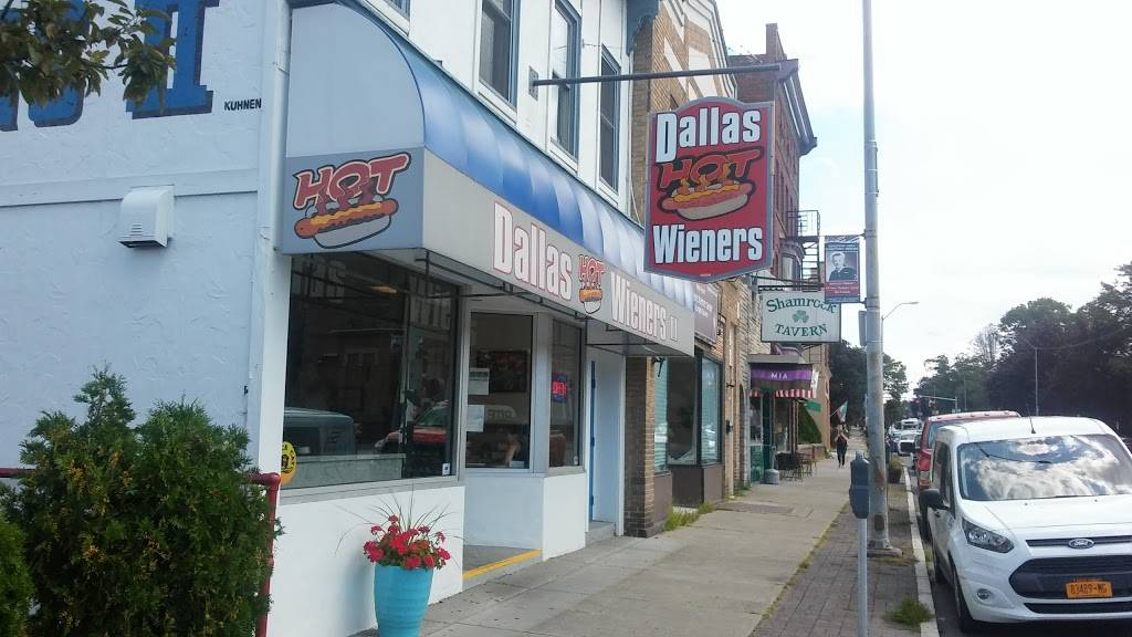 Dallas Hot Weiners II | restaurant | 490 Broadway, Kingston, NY 12401, USA | 8453316311 OR +1 845-331-6311