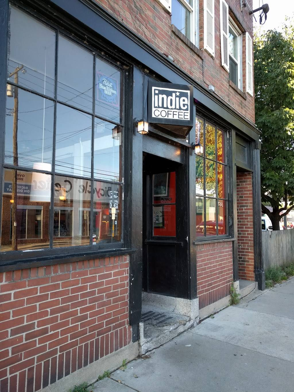 Indie Coffee | cafe | 1225 Regent St, Madison, WI 53715, USA | 6082599621 OR +1 608-259-9621