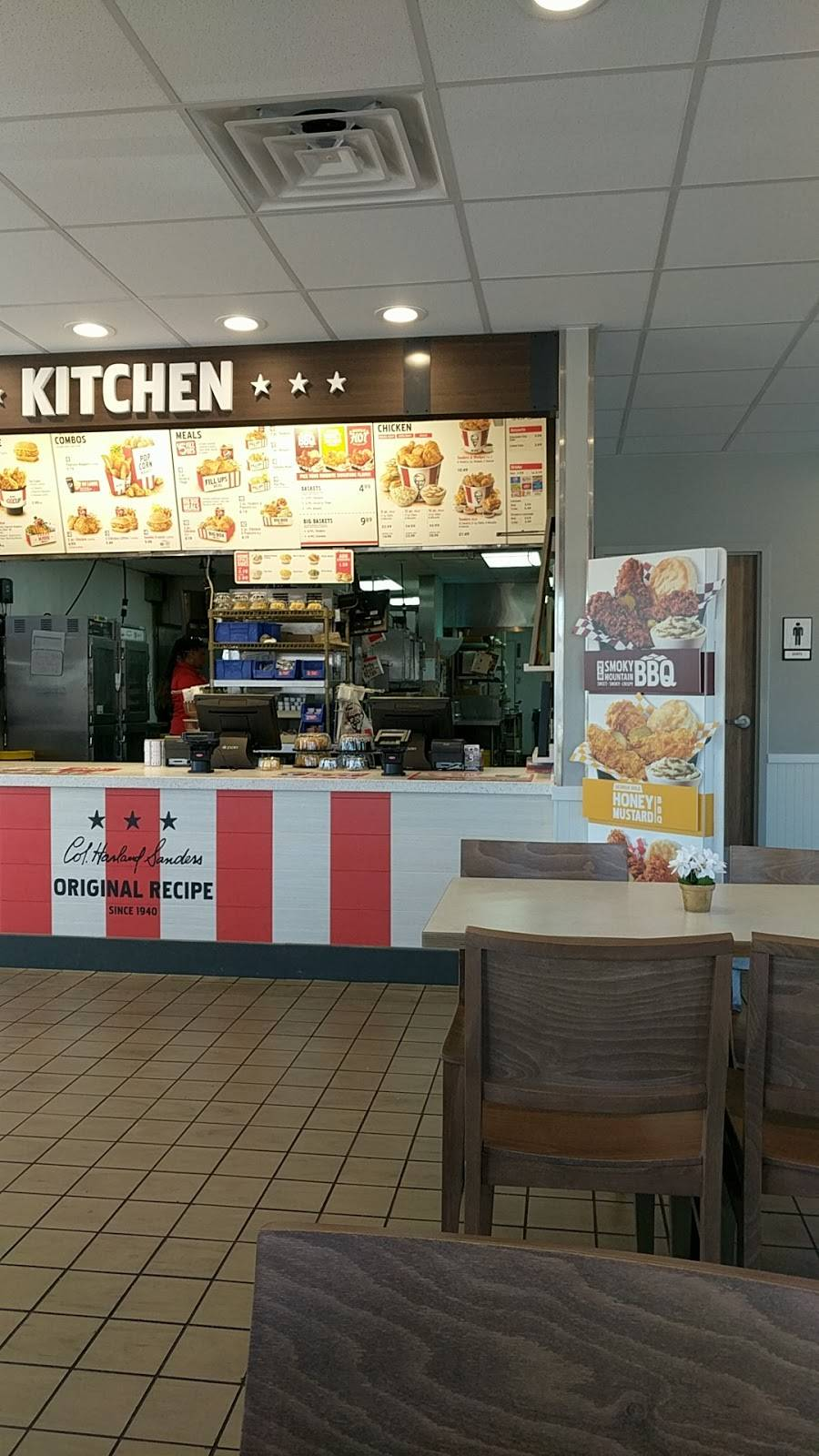 KFC | restaurant | 6665 Crain Hwy, La Plata, MD 20646, USA | 3019340374 OR +1 301-934-0374