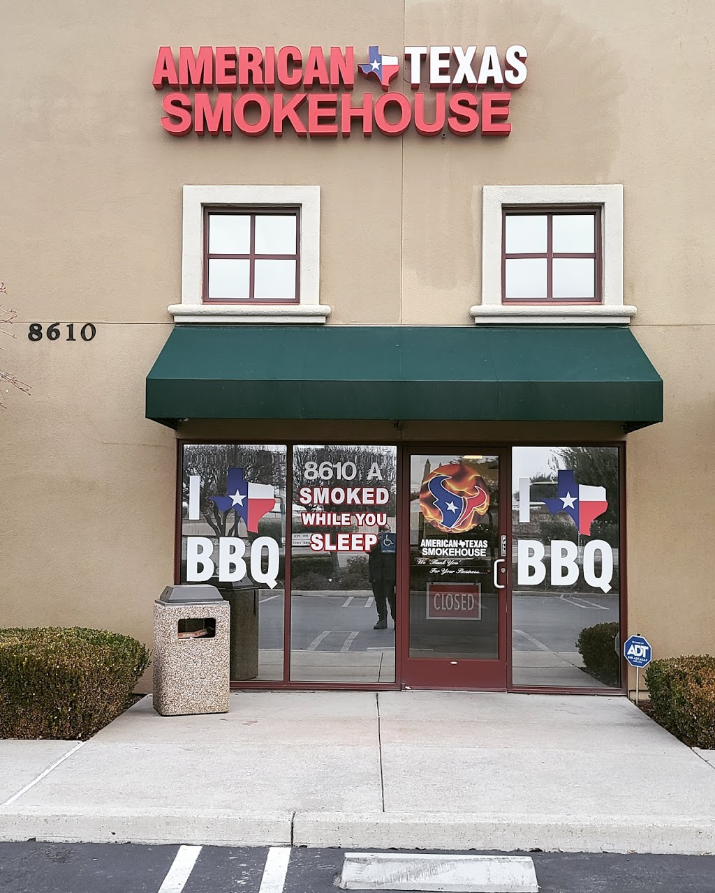 American Texas Smokehouse   restaurant   8610 Brentwood Blvd, Brentwood, CA 94513, USA   9256257665 OR +1 925-625-7665