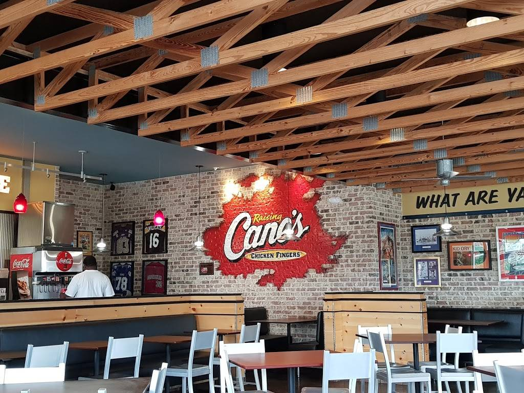 Raising Canes Chicken Fingers | meal takeaway | 123 W E Airline Hwy, Laplace, LA 70068, USA | 9856524701 OR +1 985-652-4701