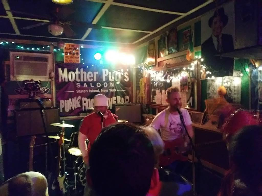 Mother Pugs Saloon   restaurant   1371 Forest Ave, Staten Island, NY 10302, USA   7184429831 OR +1 718-442-9831
