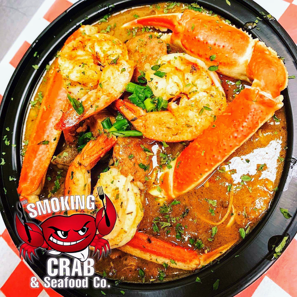 The Smoking Crab & Seafood Co Gonzales TX   restaurant   322 St George St, Gonzales, TX 78629, USA   8305194454 OR +1 830-519-4454