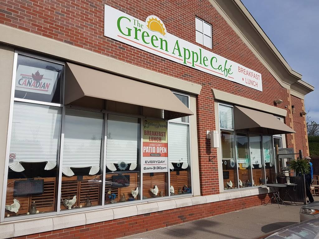 The Green Apple Cafe   cafe   Broadway #13, Orangeville, ON L9W 0A4, Canada   5199422909 OR +1 519-942-2909