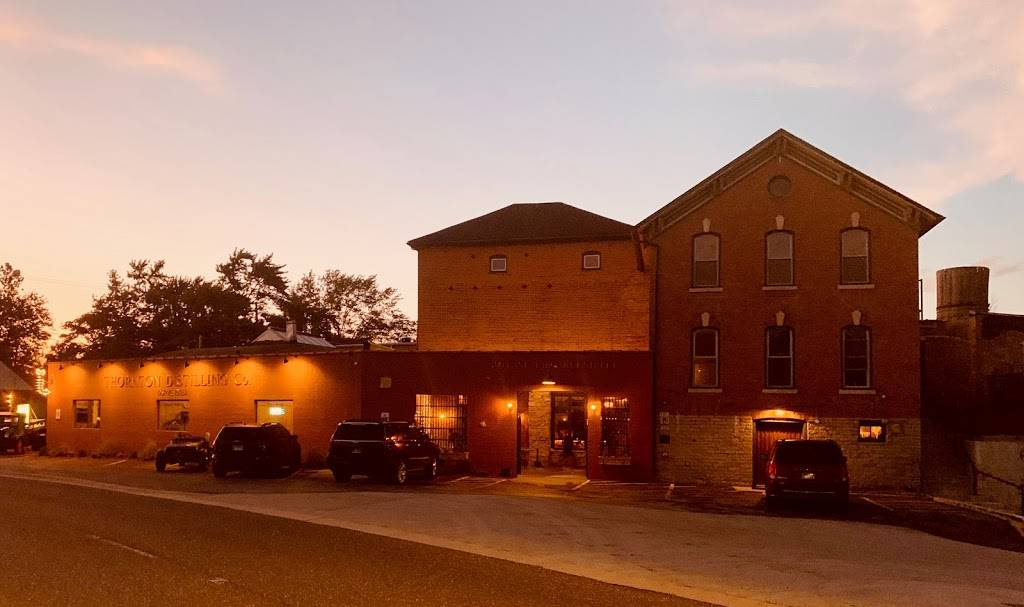 Thornton Distilling Company | restaurant | 400 E Margaret St, Thornton, IL 60476, USA | 7088776222 OR +1 708-877-6222