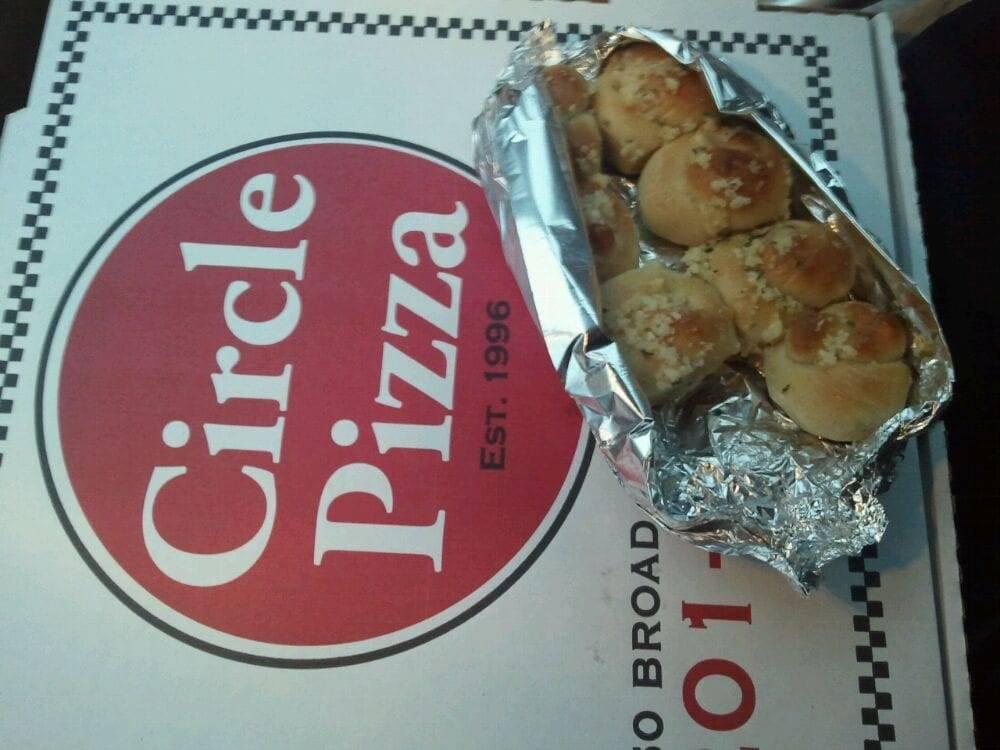 Circle Pizza | restaurant | 550 Broad Ave, Ridgefield, NJ 07657, USA | 2019410650 OR +1 201-941-0650