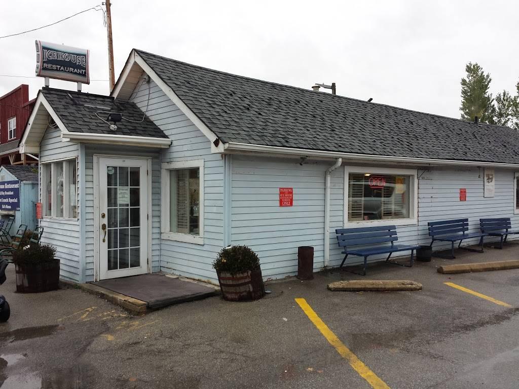 Ice House Restaurant | restaurant | 19 Main St N, Campbellville, ON L0P 1B0, Canada | 9058544444 OR +1 905-854-4444