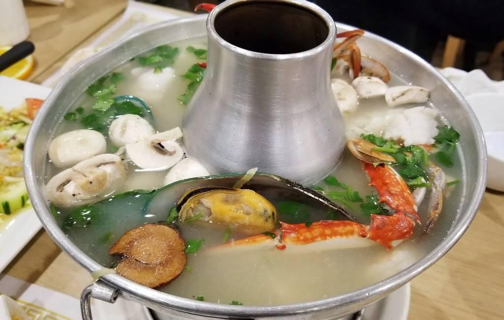 Jumpa Thai Cuisine | restaurant | 12085 Brookhurst St, Garden Grove, CA 92840, USA | 7145371076 OR +1 714-537-1076